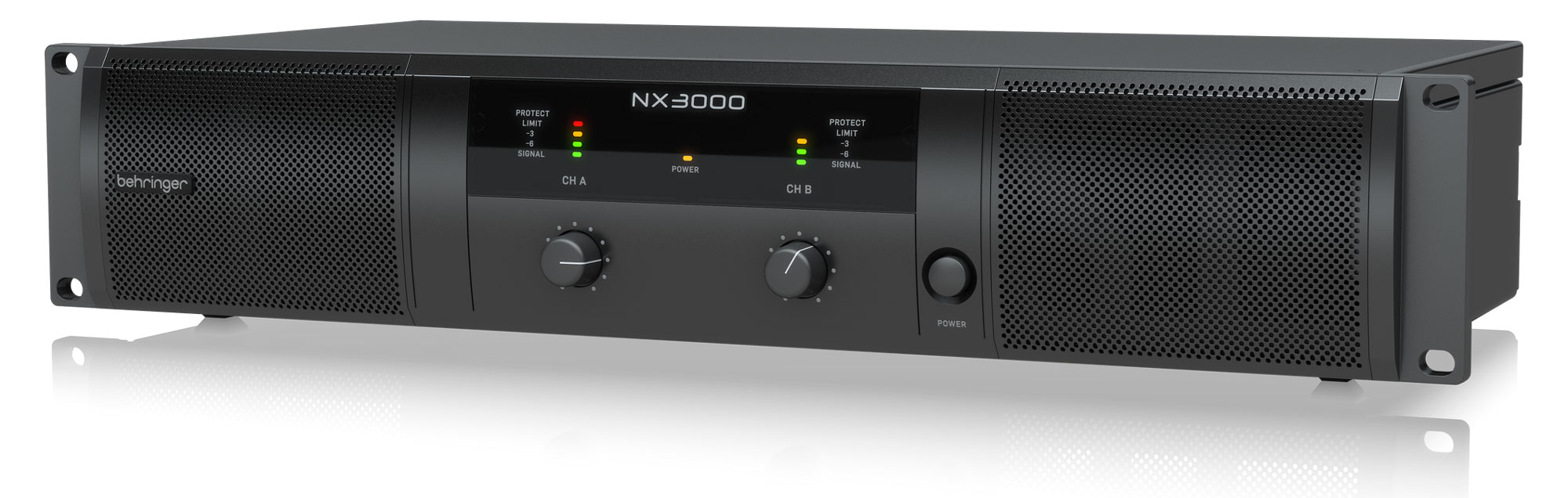 Paendstufen - Behringer NX3000 Endstufe - Onlineshop Musikhaus Kirstein