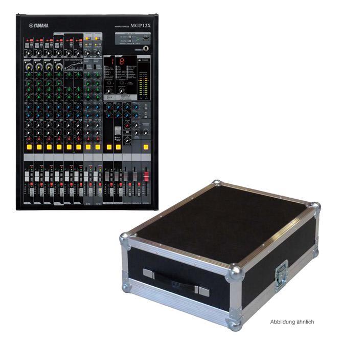 Mischpulte - Yamaha MGP12X Mischpult SET mit Haubencase - Onlineshop Musikhaus Kirstein