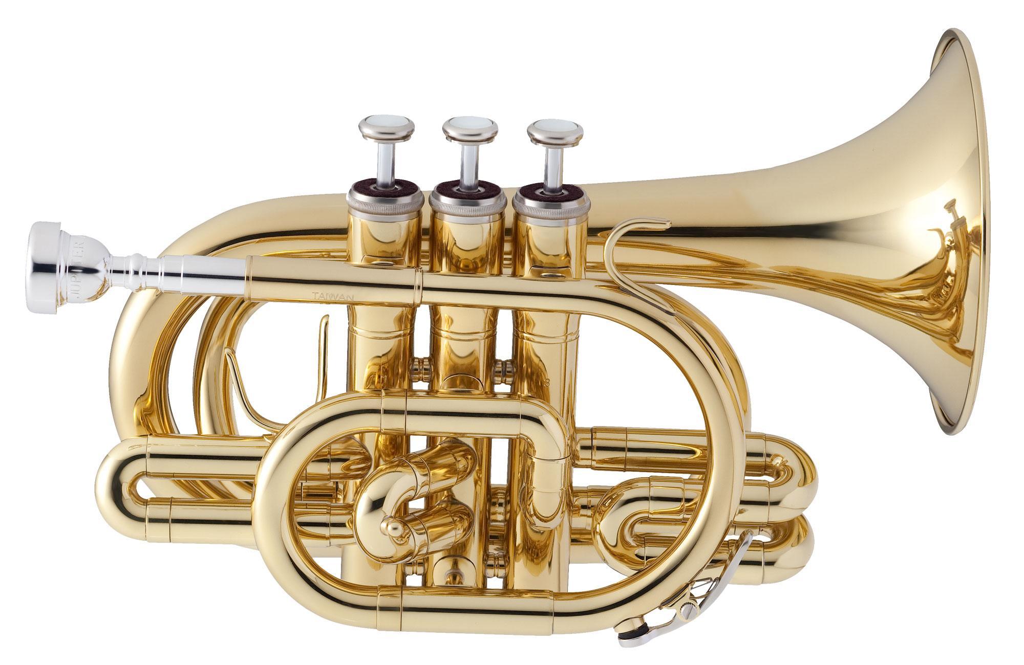 Trompeten - Jupiter JTR710 Bb Taschentrompete - Onlineshop Musikhaus Kirstein