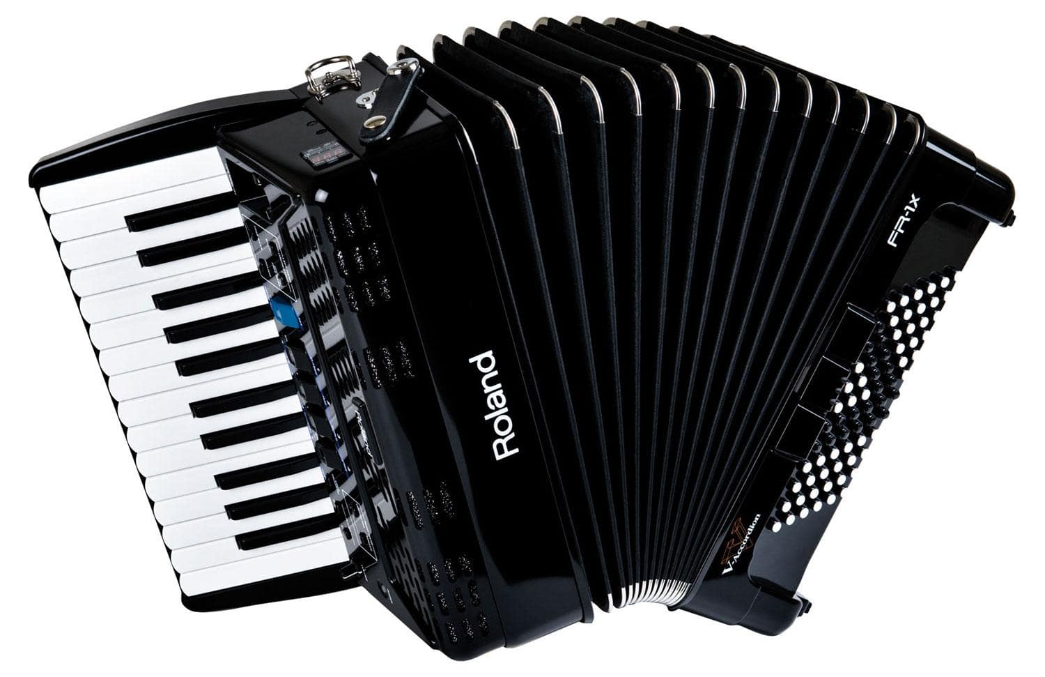 Roland FR-1x BK V-Accordion Schwarz