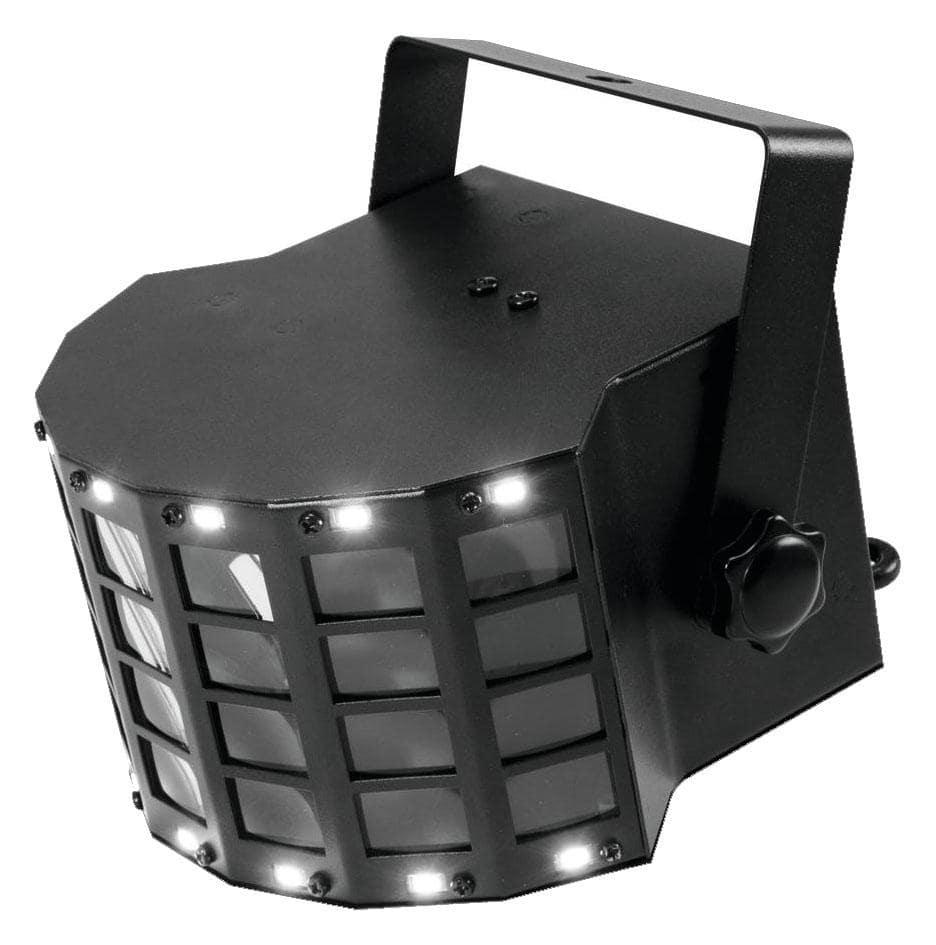 Lichteffekte - Eurolite LED Mini D 6 Hybrid Strahleneffekt - Onlineshop Musikhaus Kirstein