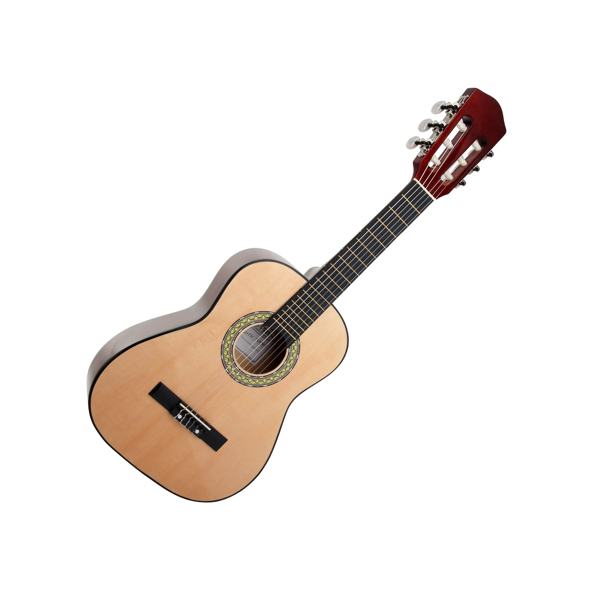 Classic Cantabile Acoustic Series AS 851 Konzertgitarre 1|4