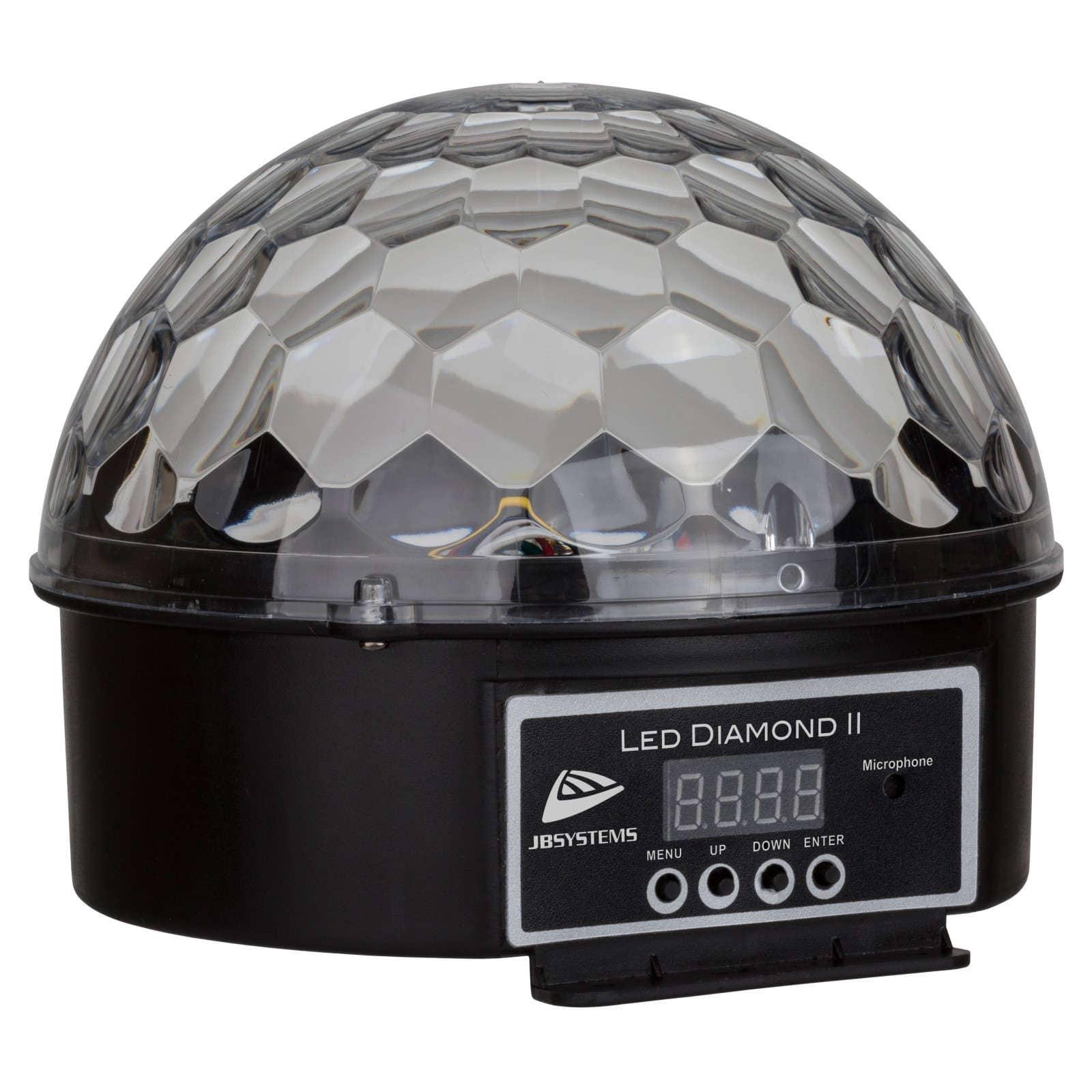 Lichteffekte - JB Systems LED Diamond II - Onlineshop Musikhaus Kirstein