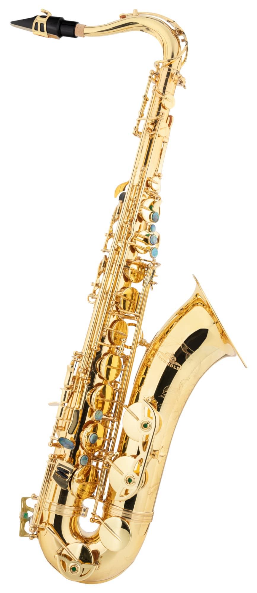 Saxophone - Lechgold LTS 20L Tenor Saxophon lackiert - Onlineshop Musikhaus Kirstein