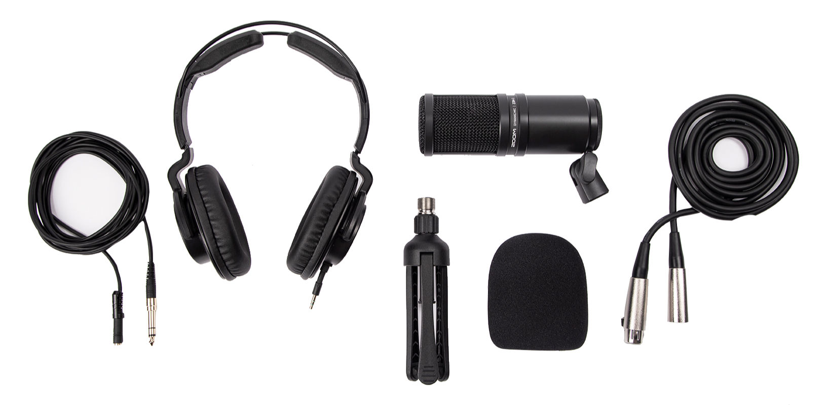 Mikrofone - Zoom ZDM 1 Podcast Mic Pack - Onlineshop Musikhaus Kirstein