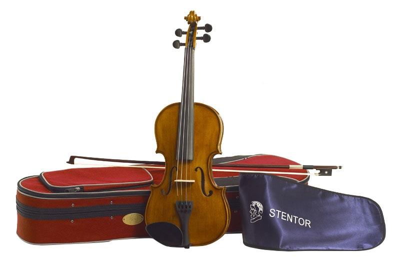 Violinen - Stentor SR1500 1|2 Student II Violinset - Onlineshop Musikhaus Kirstein