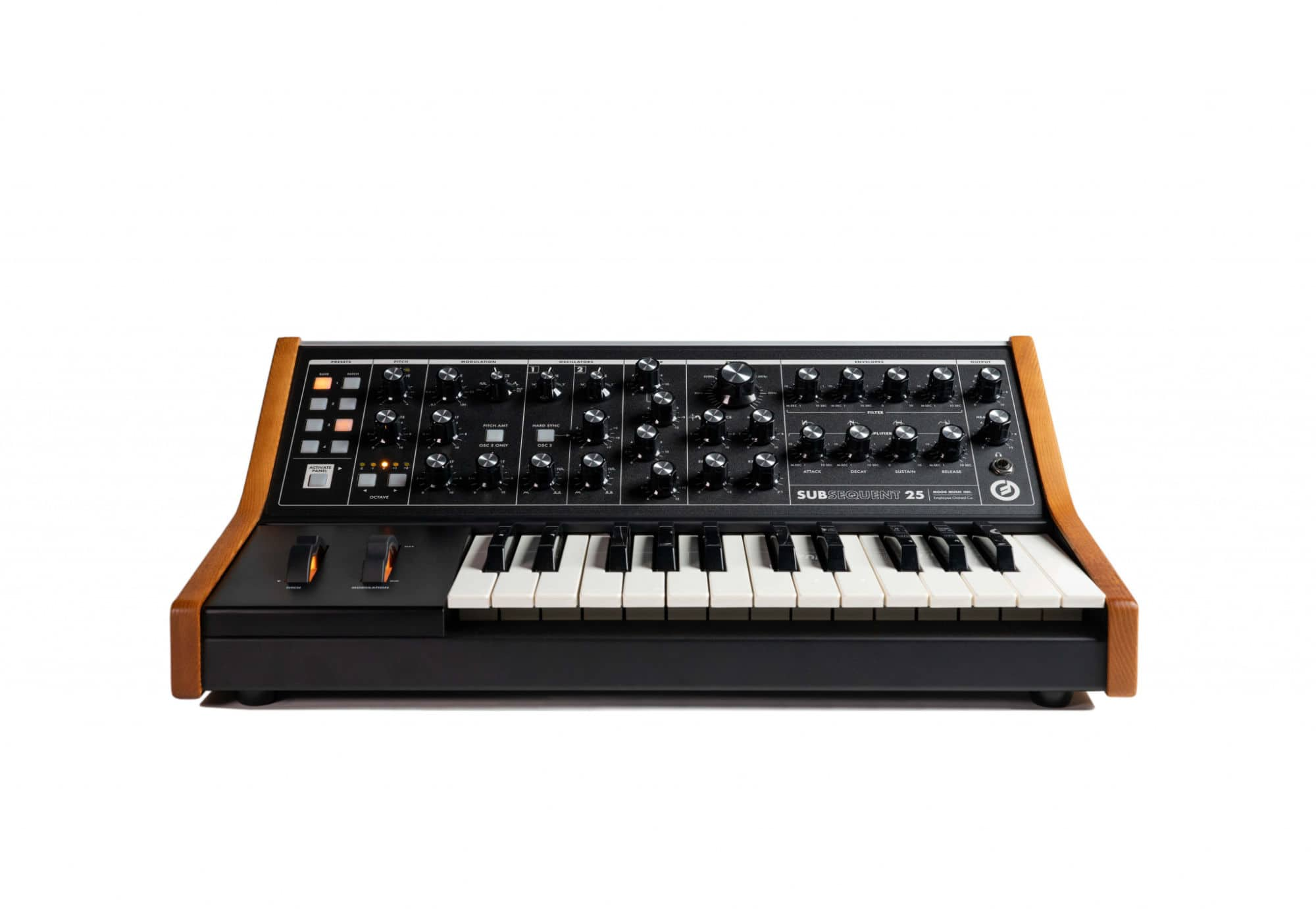 Synthesizer - Moog Subsequent 25 - Onlineshop Musikhaus Kirstein