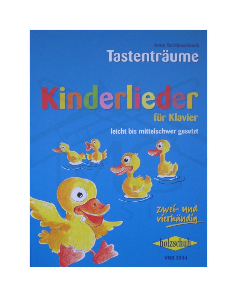 Klavierlernen - Tastenträume Kinderlieder für Klavier - Onlineshop Musikhaus Kirstein
