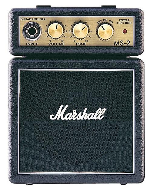Marshall MS 2 Microben Miniamp
