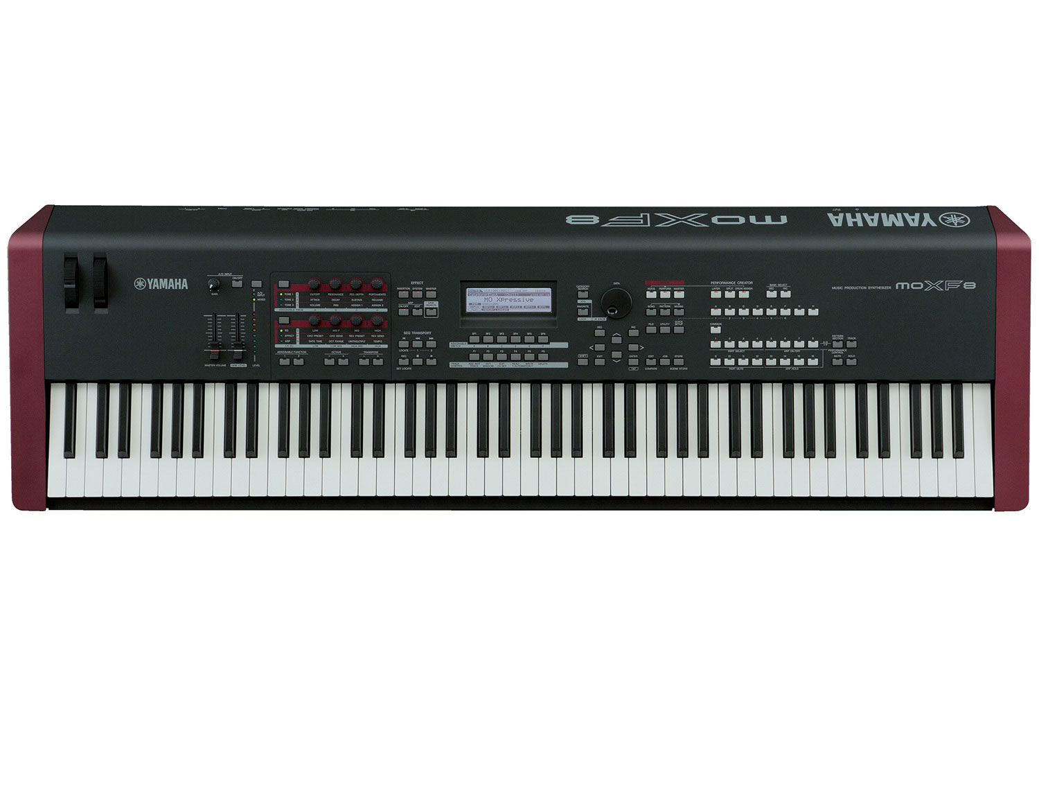Yamaha MOXF8 Synthesizer
