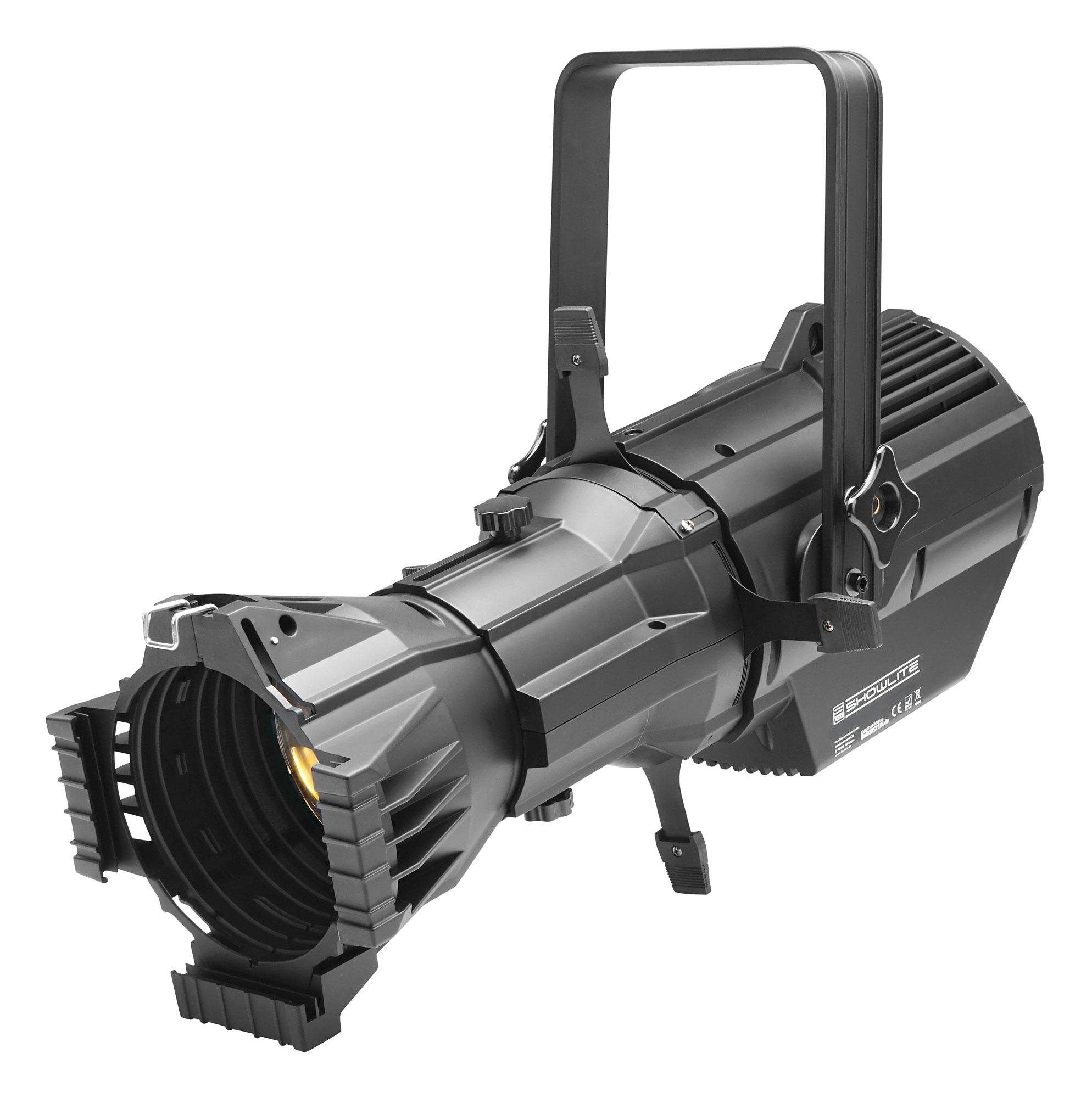 Showlite CPR 60|26 RGBW COB LED Profilscheinwerfer 26° 180 Watt