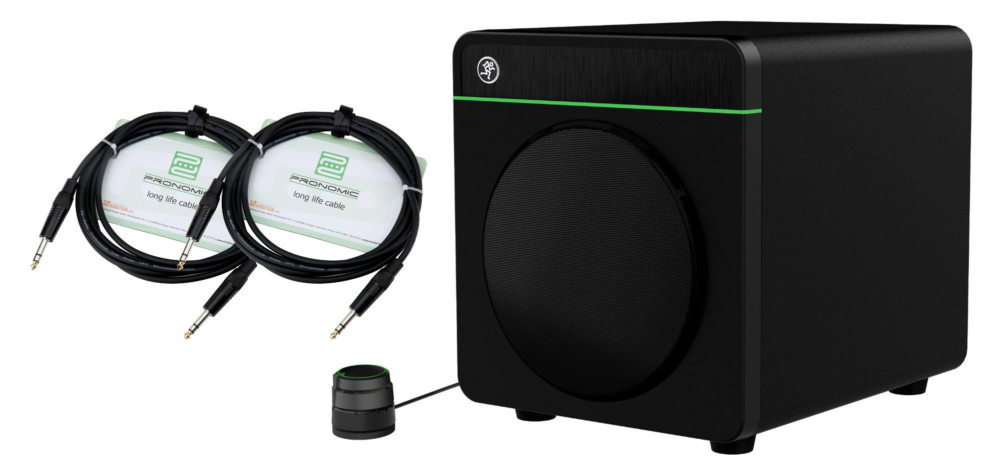 Studiomonitore - Mackie CR8S X BT Aktiv Subwoofer mit Bluetooth Set - Onlineshop Musikhaus Kirstein