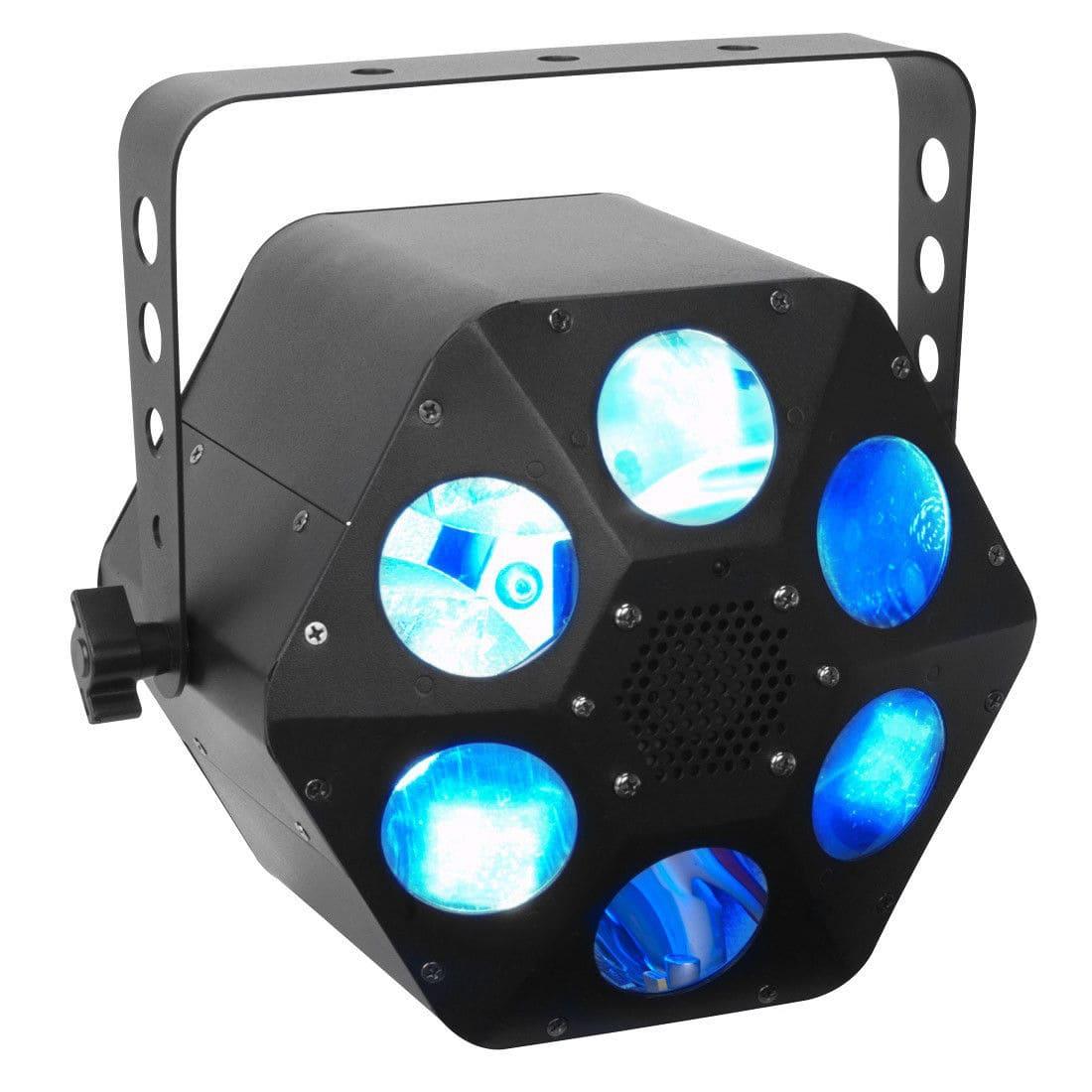 Lichteffekte - ADJ Quad Phase HP LED RGBW Moonflower - Onlineshop Musikhaus Kirstein