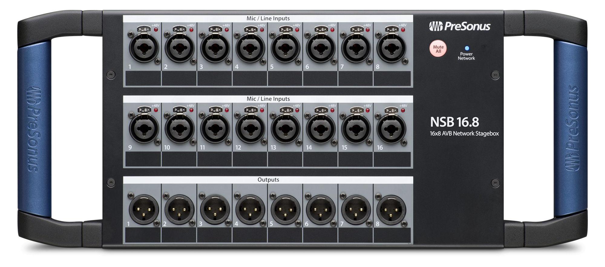 Kabelmulticores - Presonus NSB 16.8 - Onlineshop Musikhaus Kirstein