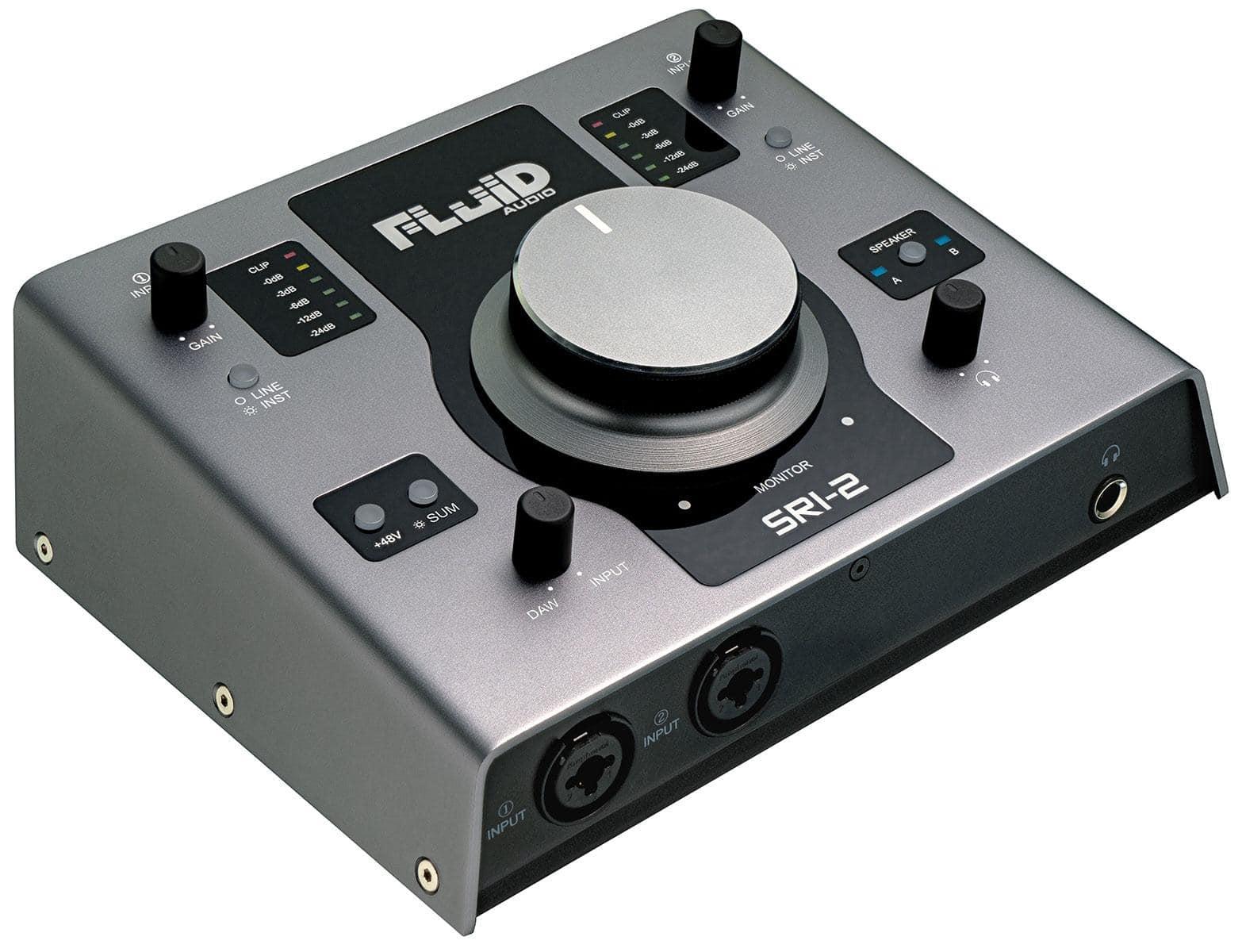 Pchardware - Fluid Audio SRI 2 - Onlineshop Musikhaus Kirstein