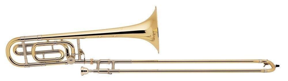 Bach LT42BG Bb|F Tenorposaune