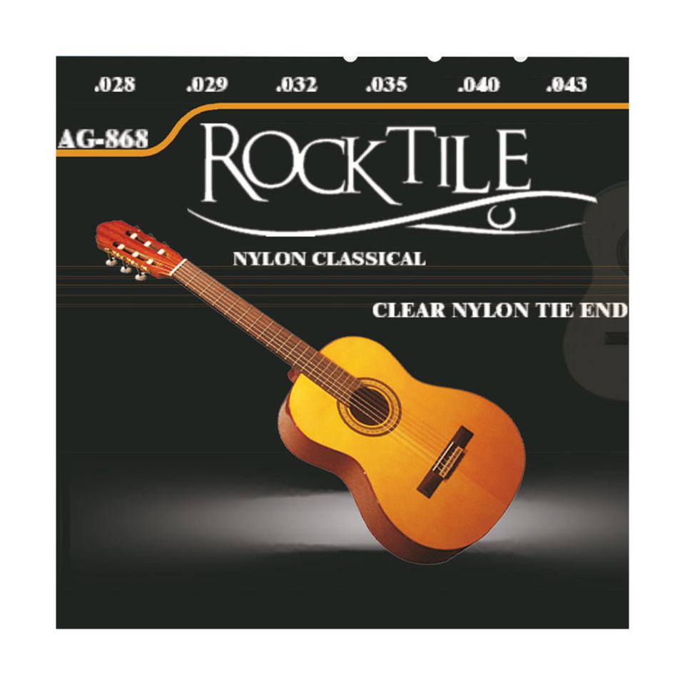 Rocktile Saiten für Konzertgitarre Super Light