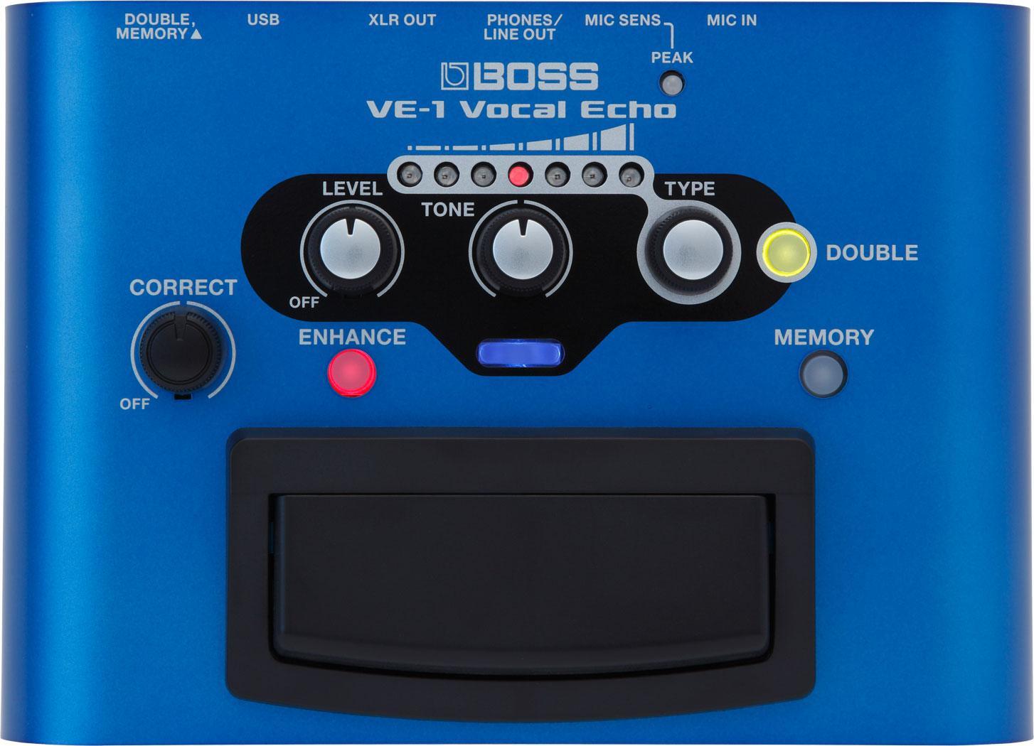 Studioeffekte - Boss VE 1 - Onlineshop Musikhaus Kirstein