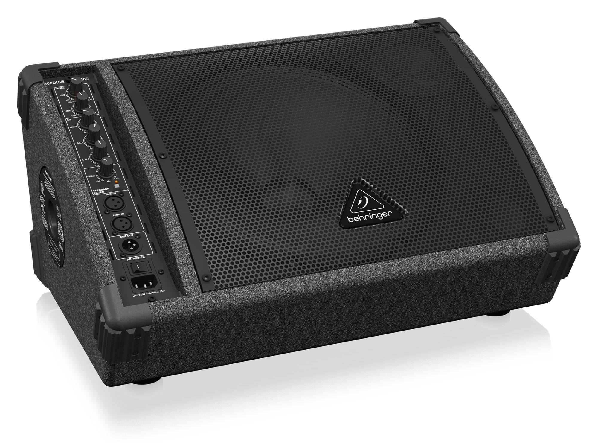 Paendstufen - Behringer F1220D Eurolive Box Lautsprecher Retoure (Zustand sehr gut) - Onlineshop Musikhaus Kirstein
