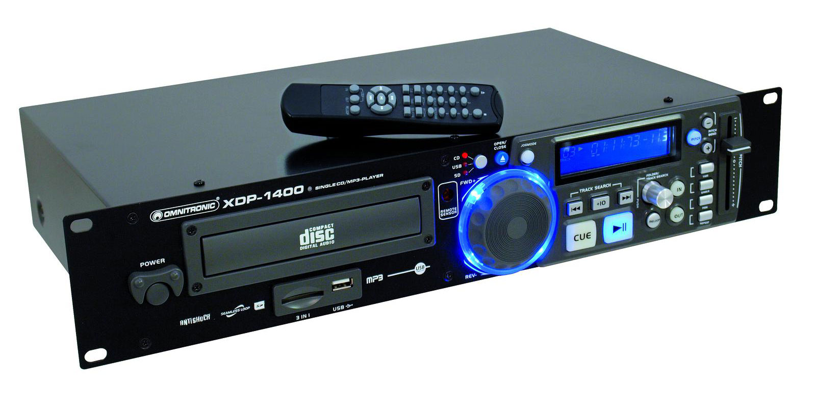 Omnitronic XDP 1400 19'