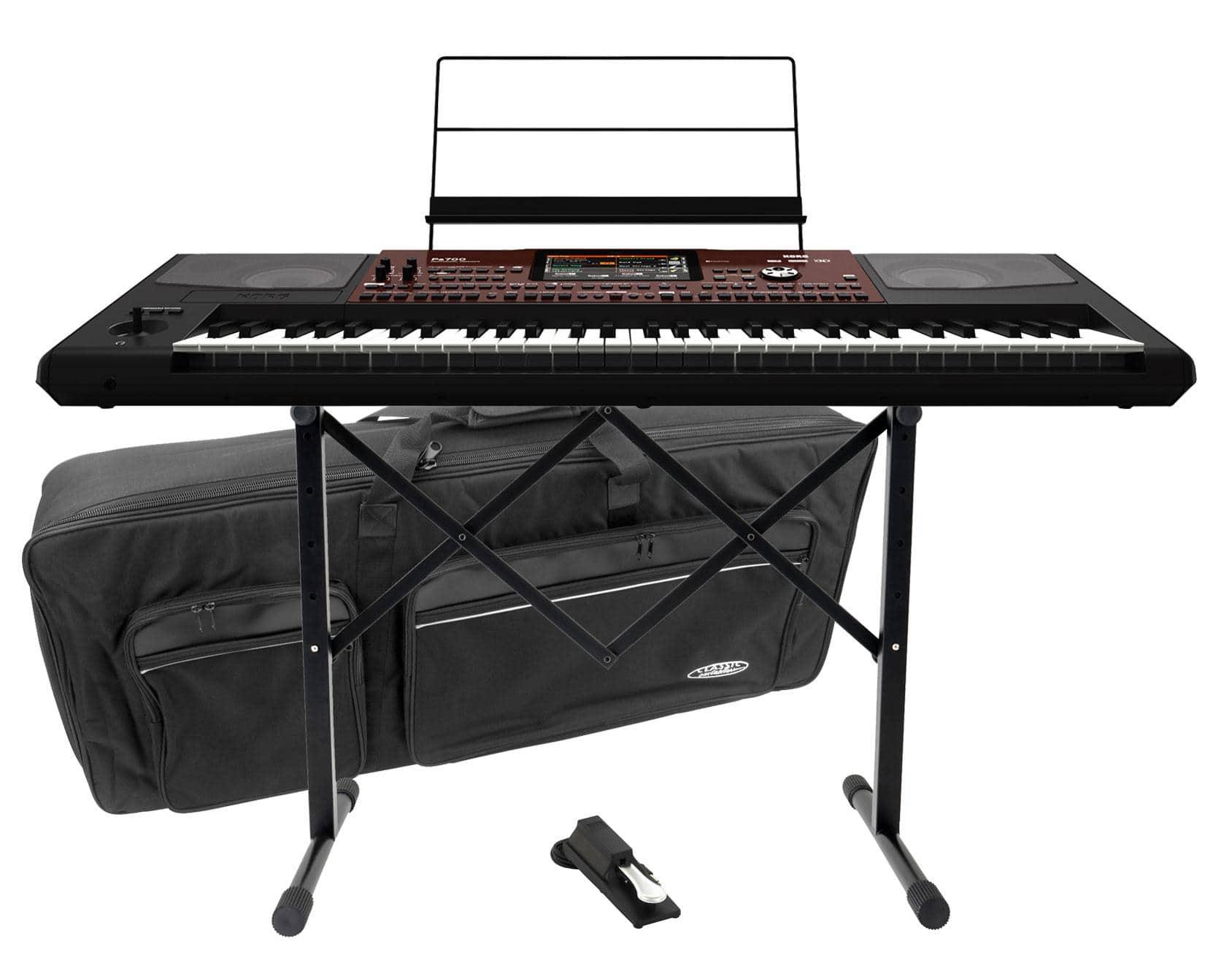 Korg PA700 Deluxe Set
