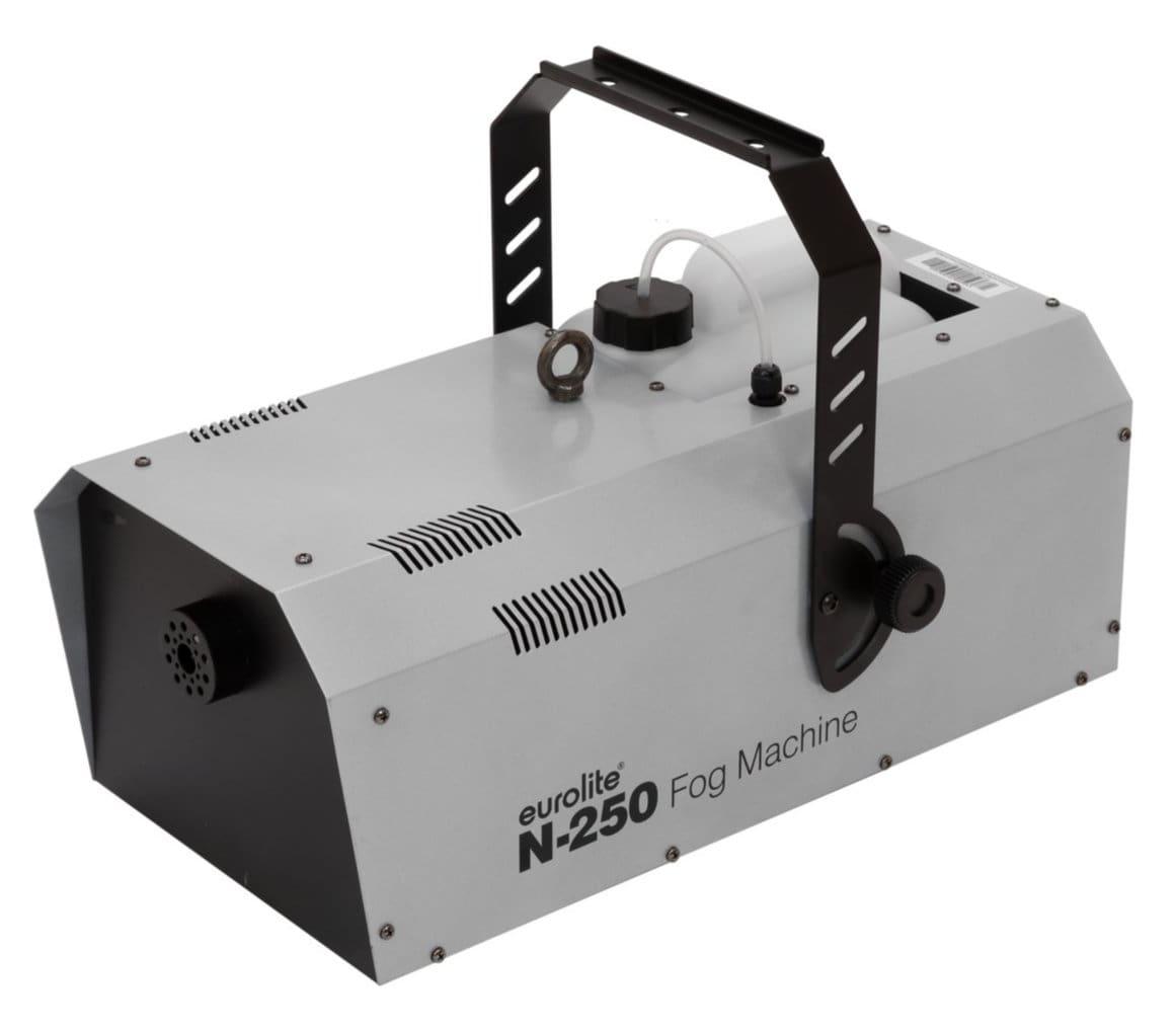 Nebeleffekte - Eurolite N 250 Nebelmaschine - Onlineshop Musikhaus Kirstein