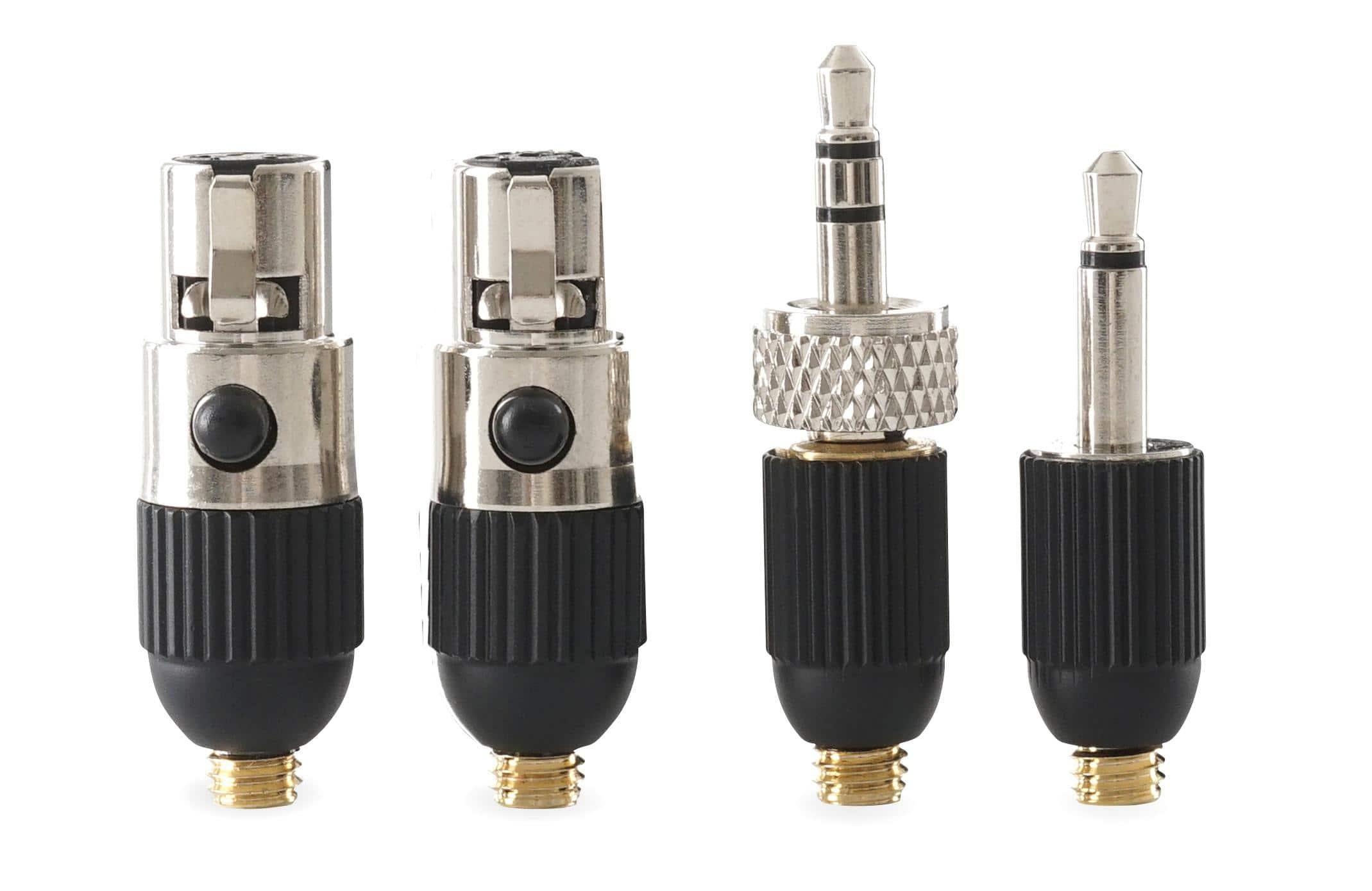 Pronomic MCA 100 Funk Adapter Set für MCM 100 Mikrofon