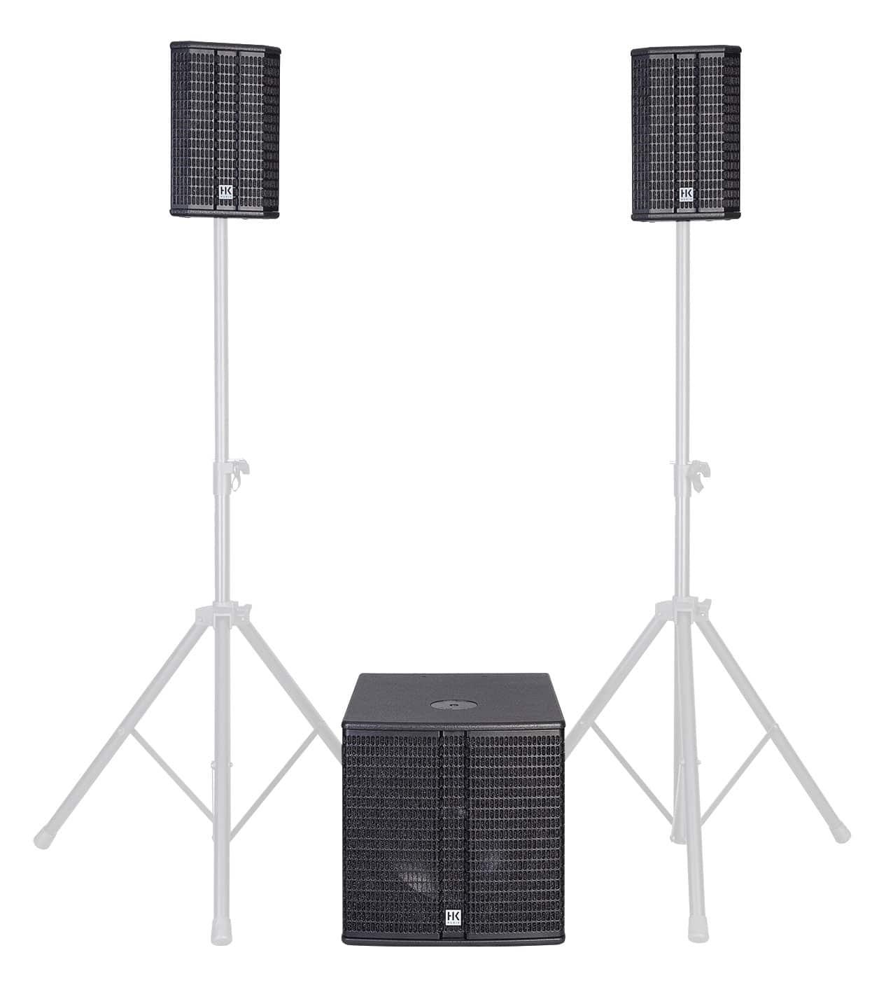 Boxenkomplettanlagen - HK Audio Lucas 2K15 System Aktivanlage - Onlineshop Musikhaus Kirstein