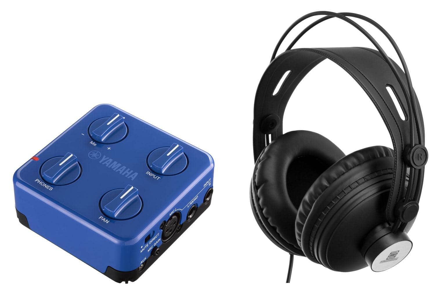 Yamaha SC02 SessionCake Kopfhörer Set