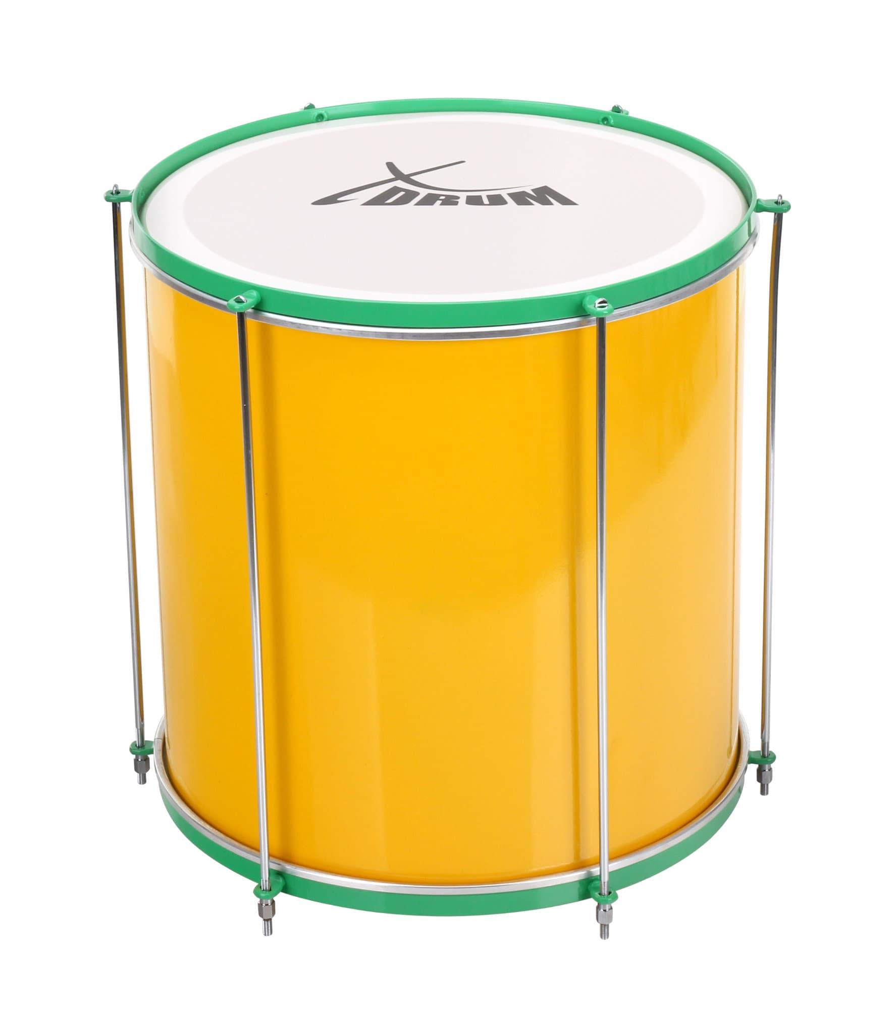 Marching - XDrum SSD 1616 Surdo Samba Trommel - Onlineshop Musikhaus Kirstein