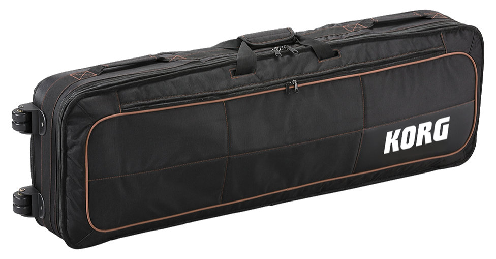 Zubehoerkeyboards - Korg SV1 73 Keyboardtasche, schwarz|rot - Onlineshop Musikhaus Kirstein
