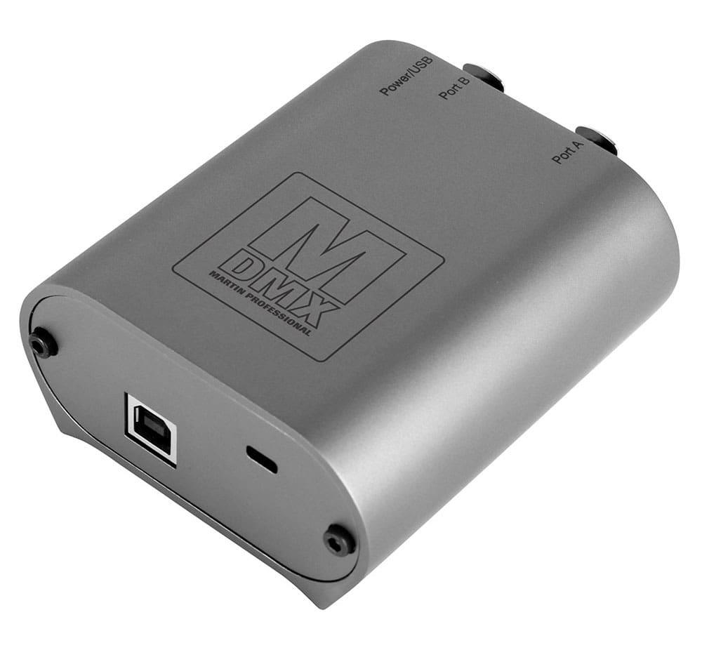 Martin M DMX USB DMX Interface