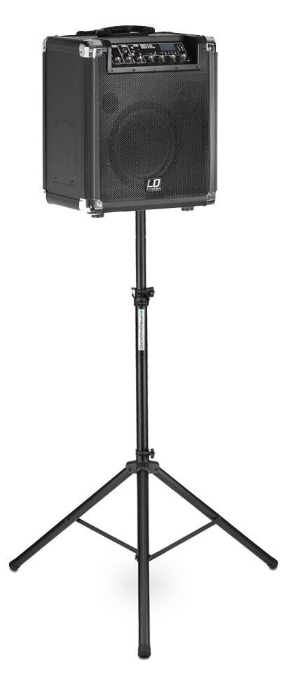 Boxenkomplettanlagen - LD Systems Roadjack 10 Set inkl. Boxenstativ - Onlineshop Musikhaus Kirstein