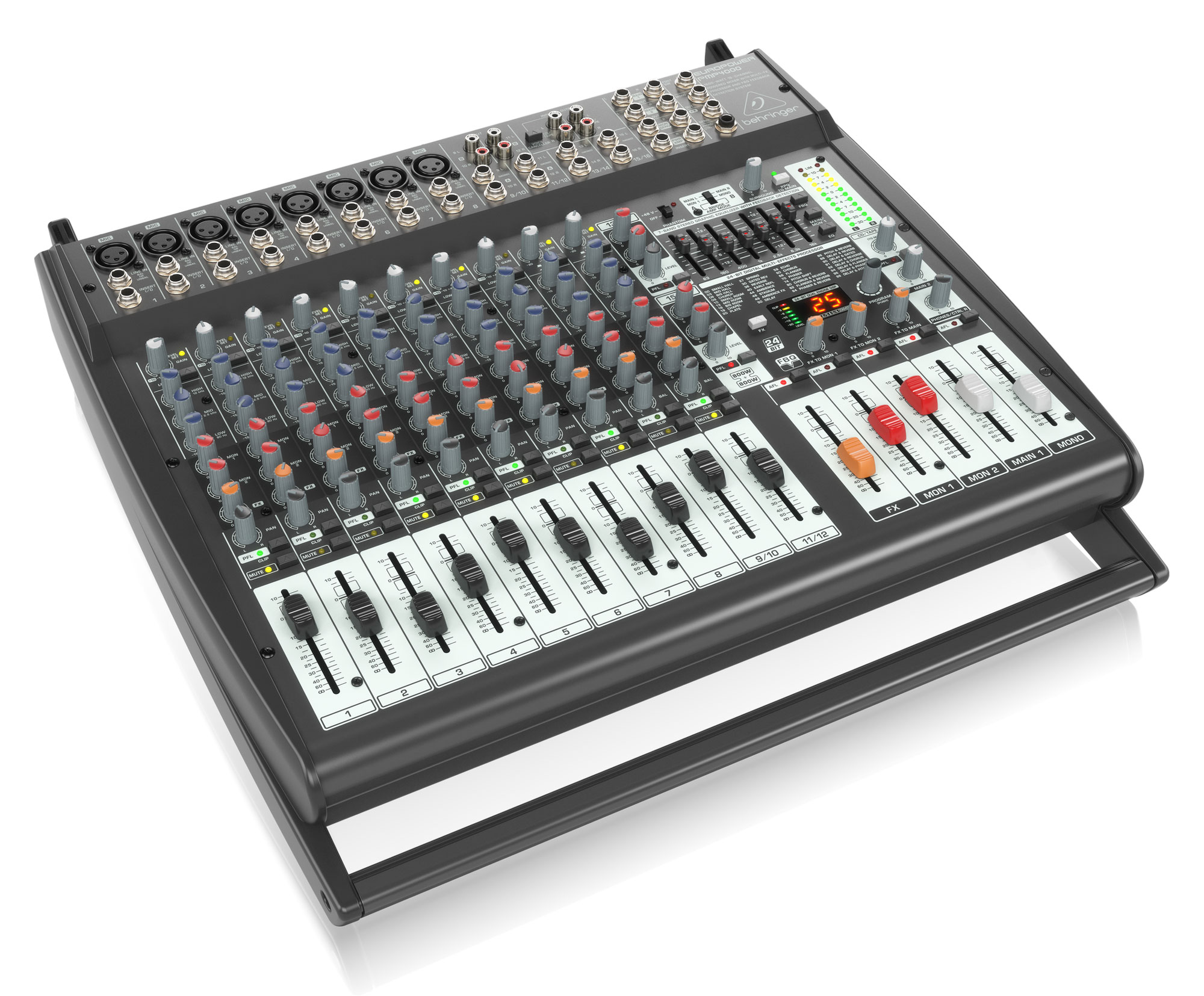 Mischpulte - Behringer PMP4000 Powermixer - Onlineshop Musikhaus Kirstein
