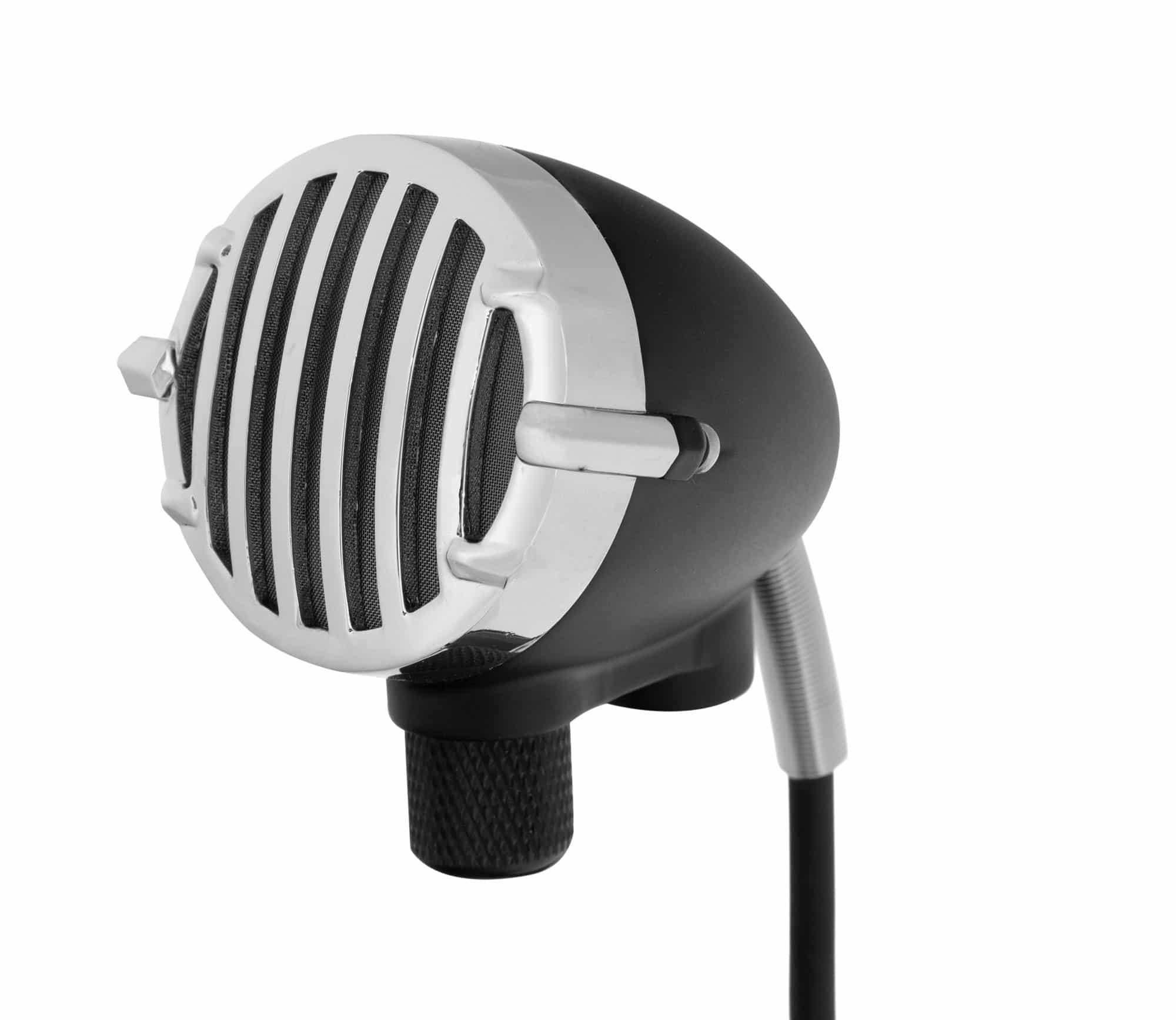 Pronomic HM 2 Vintage Mundharmonika Vocal Mikrofon