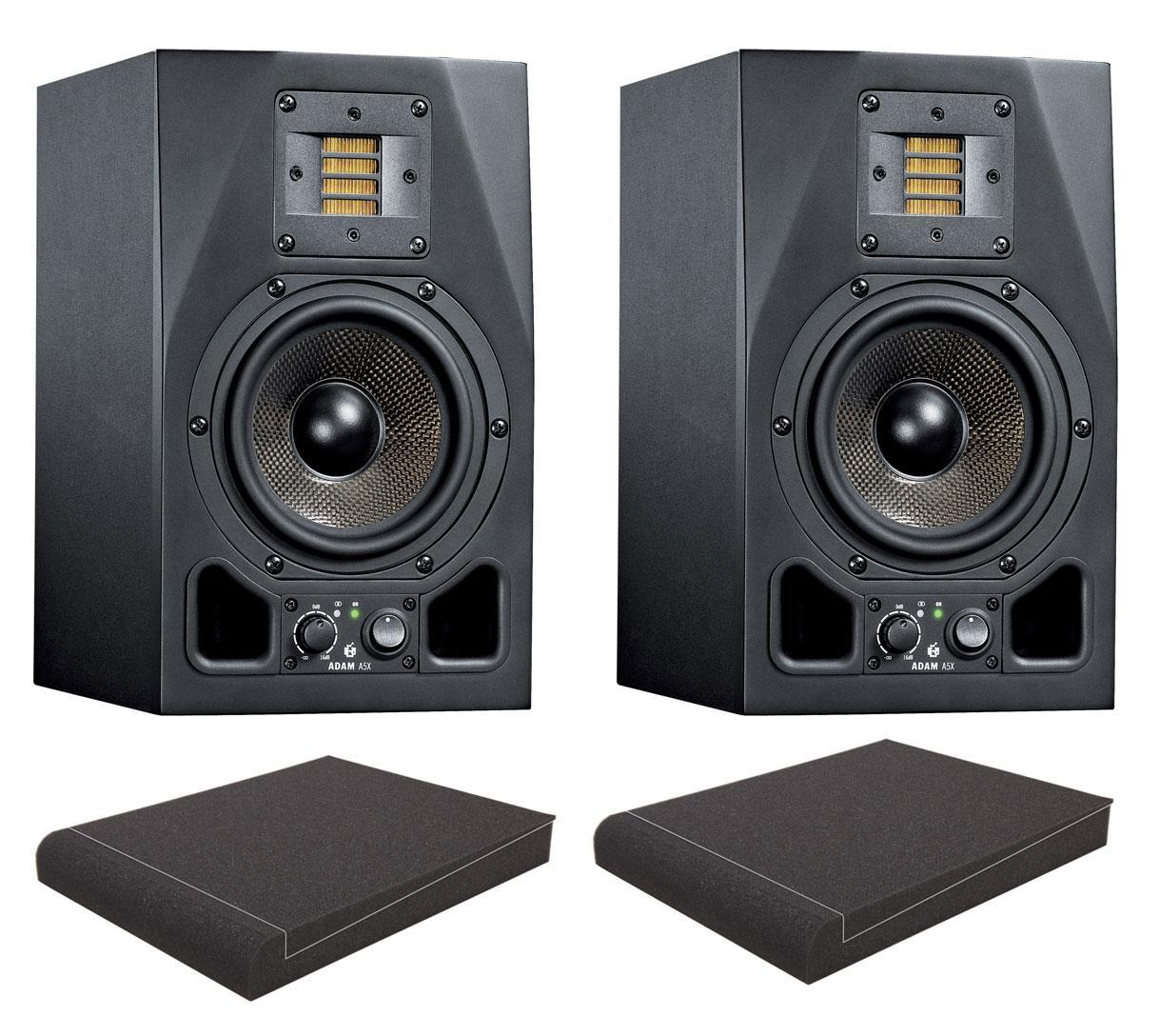 Adam Audio A5X ISO Bundle