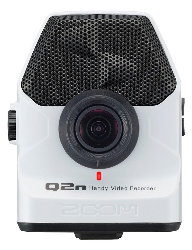 Recording - Zoom Q2n White Handy Video Recorder - Onlineshop Musikhaus Kirstein