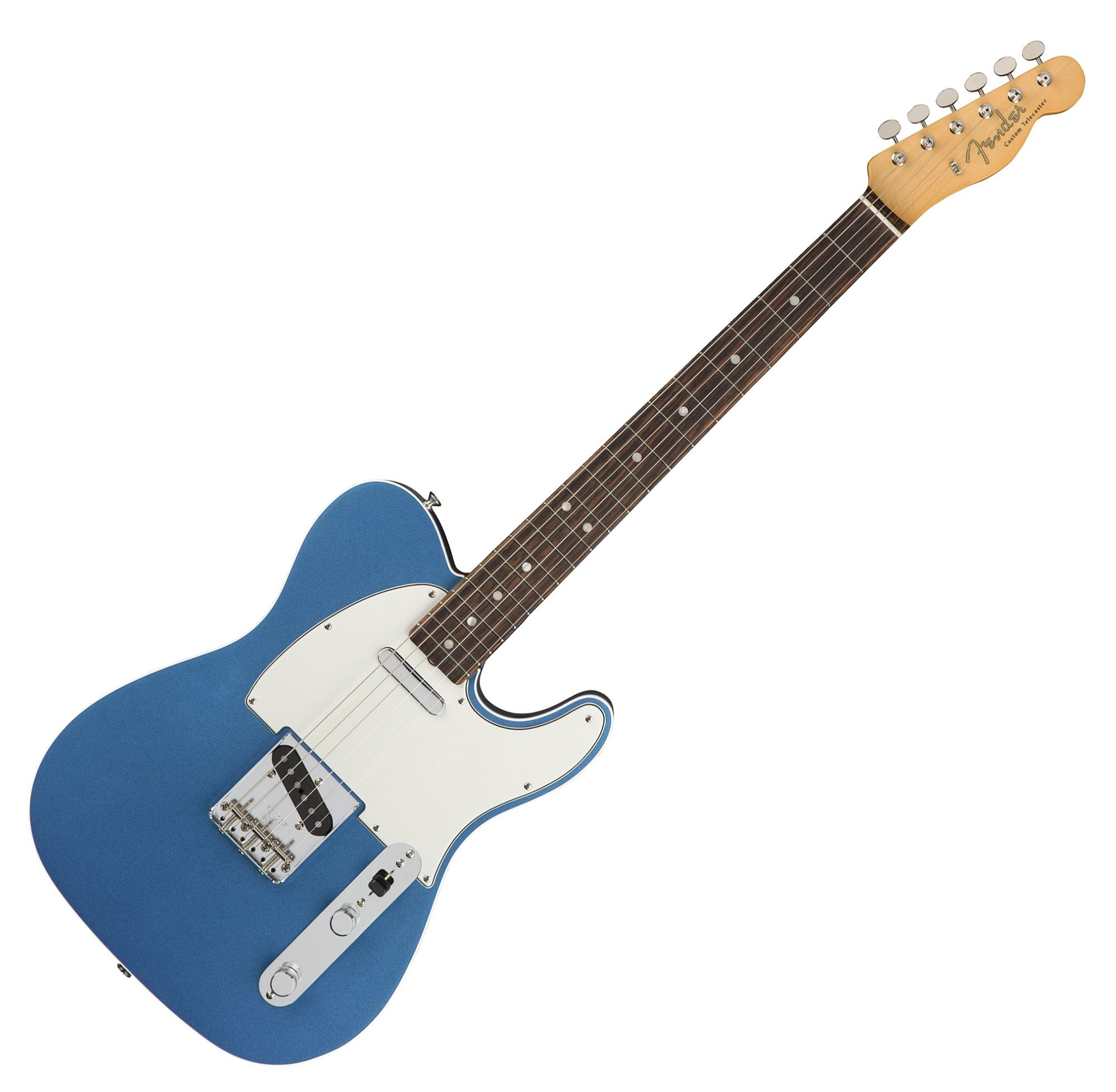 Egitarren - Fender American Original 60's Tele RW LPB - Onlineshop Musikhaus Kirstein