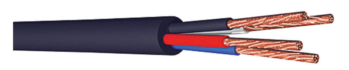 Kabelmulticores - Schulz SF 425 Twinaxiales Boxenkabel (Meterware) - Onlineshop Musikhaus Kirstein