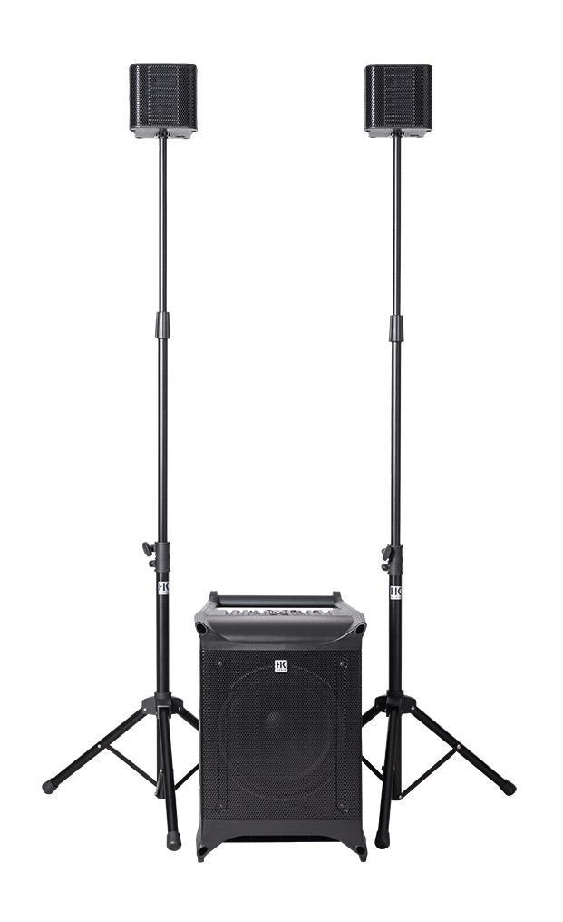 Boxenkomplettanlagen - HK Audio Lucas Nano 608i Stereo System - Onlineshop Musikhaus Kirstein