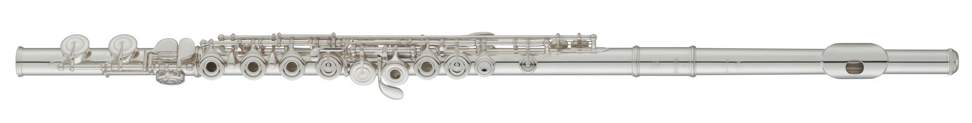 Yamaha YFL 272SL Querflöte Neusilber Silberne Mundlochplatte