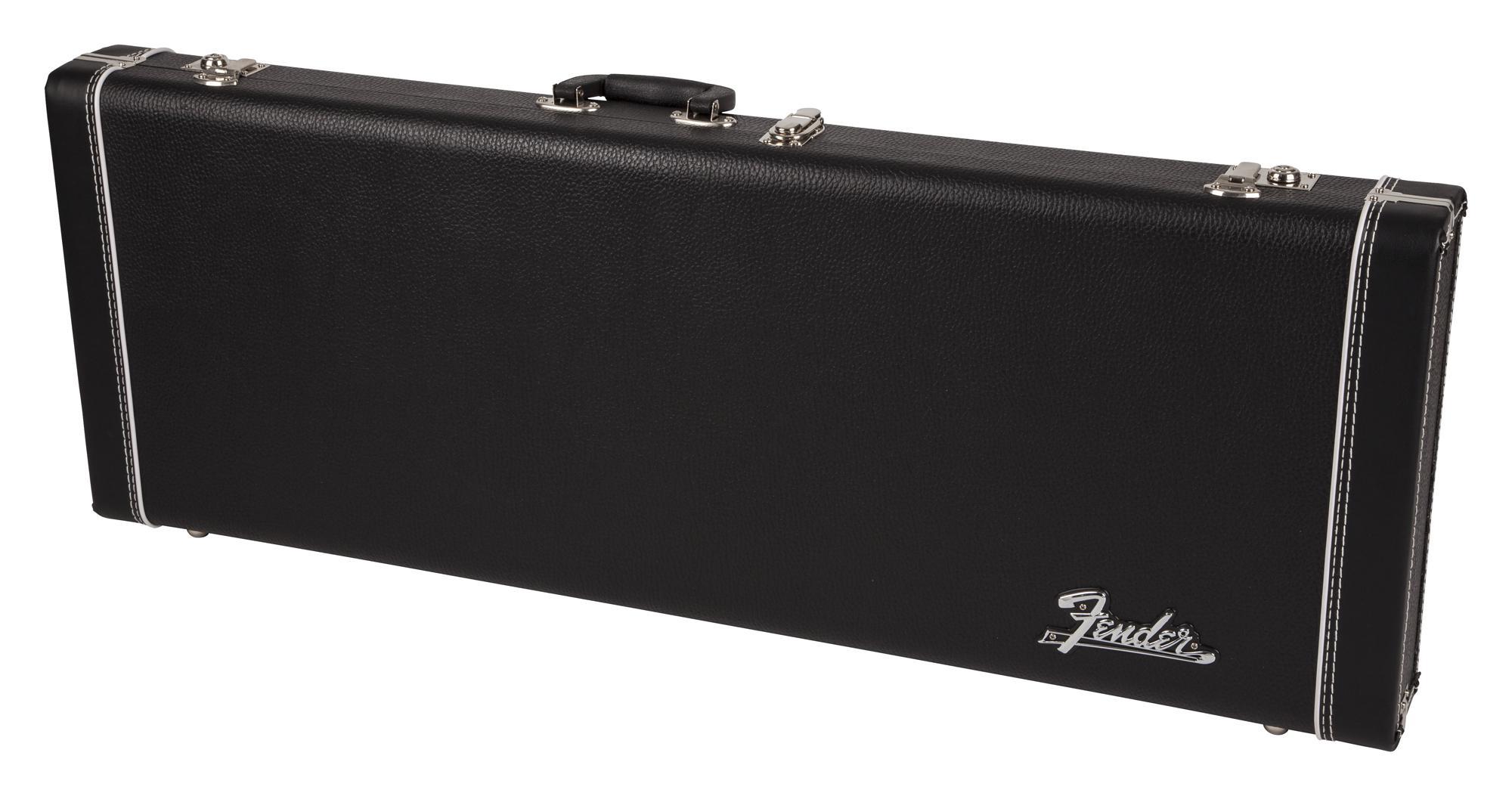Fender Pro Series Case Strat|Tele BLK