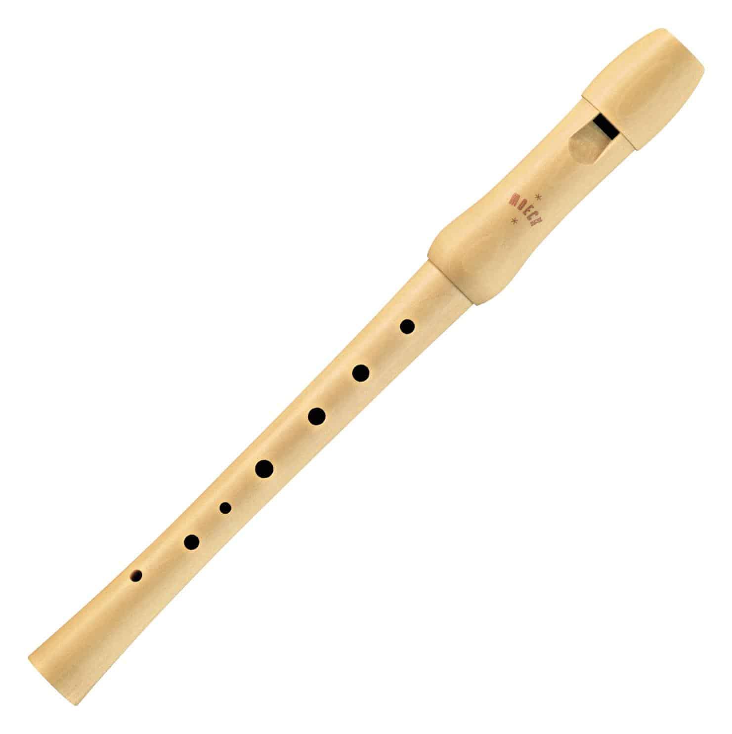 Sonstigeblasinstrumente - Moeck 1250 Schulflöte Deutsch Ahorn - Onlineshop Musikhaus Kirstein