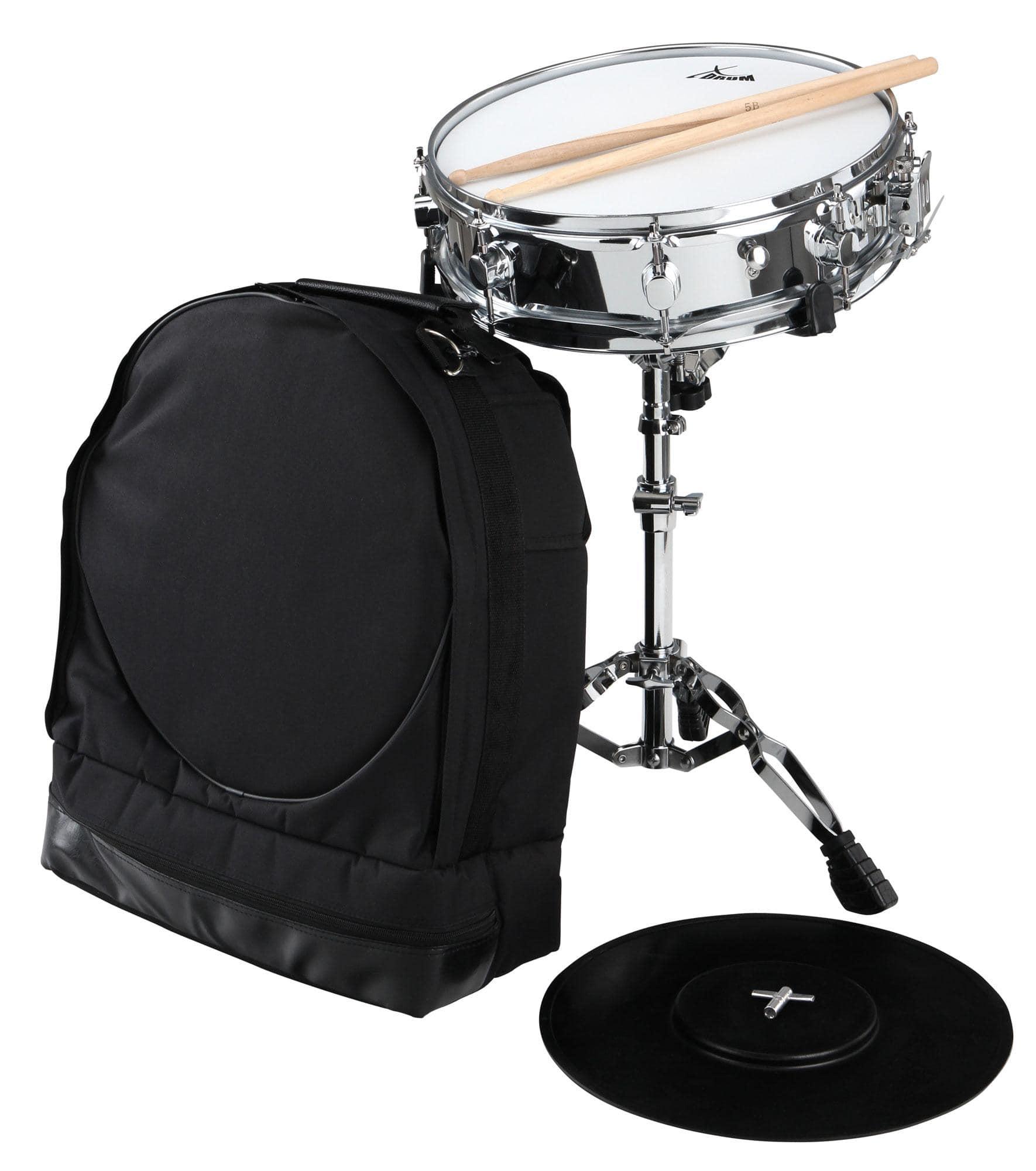 xdrum sd kit 1 snare drum starter set. Black Bedroom Furniture Sets. Home Design Ideas