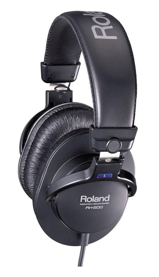 Kopfhoerer - Roland RH 200 - Onlineshop Musikhaus Kirstein
