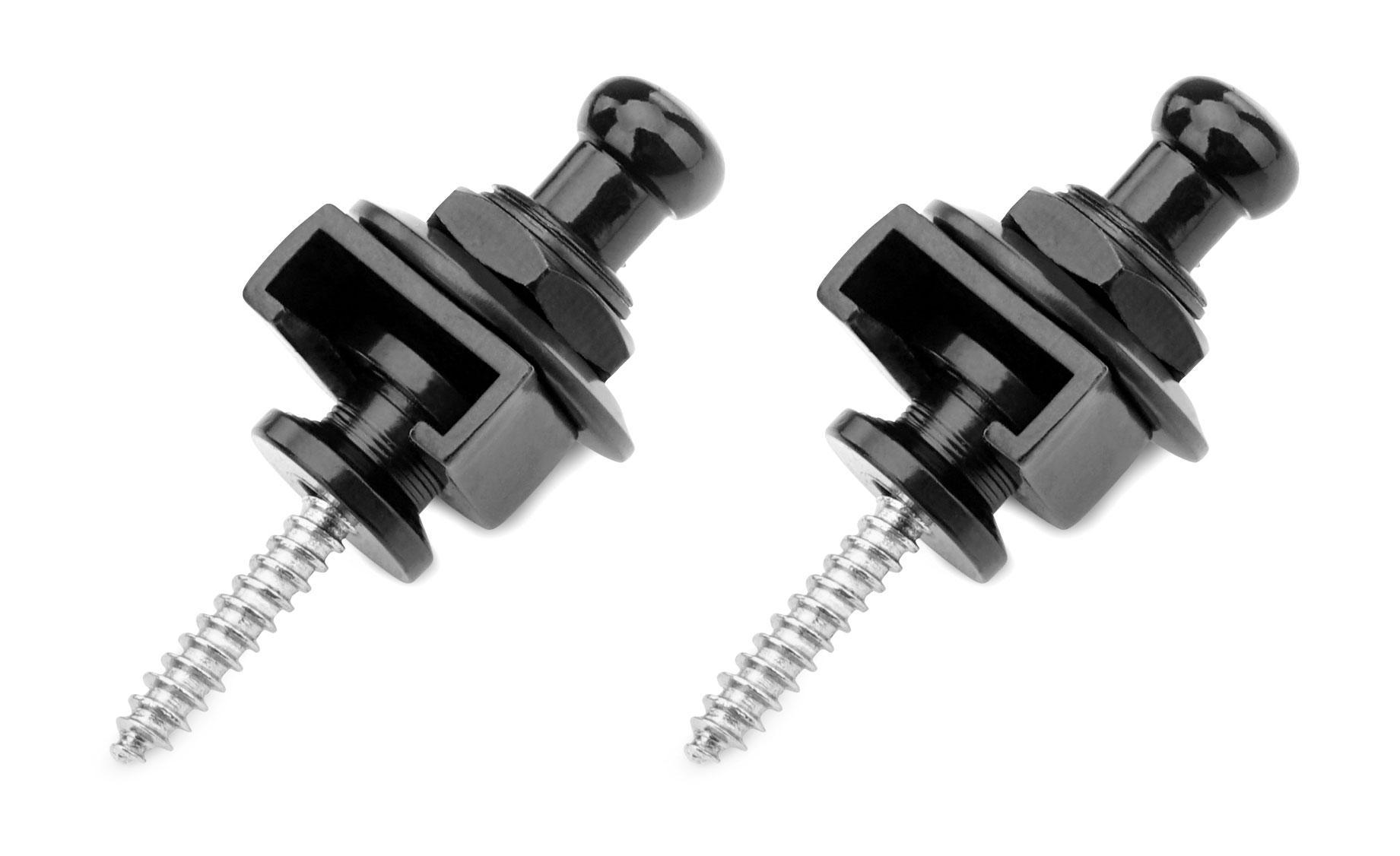 Zubehoergitarren - Rocktile RSL 10 BK Security Locks Schwarz - Onlineshop Musikhaus Kirstein