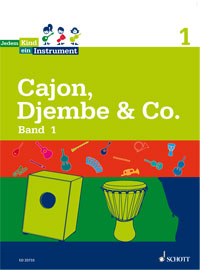 Cajon, Djembe Co. Band 1