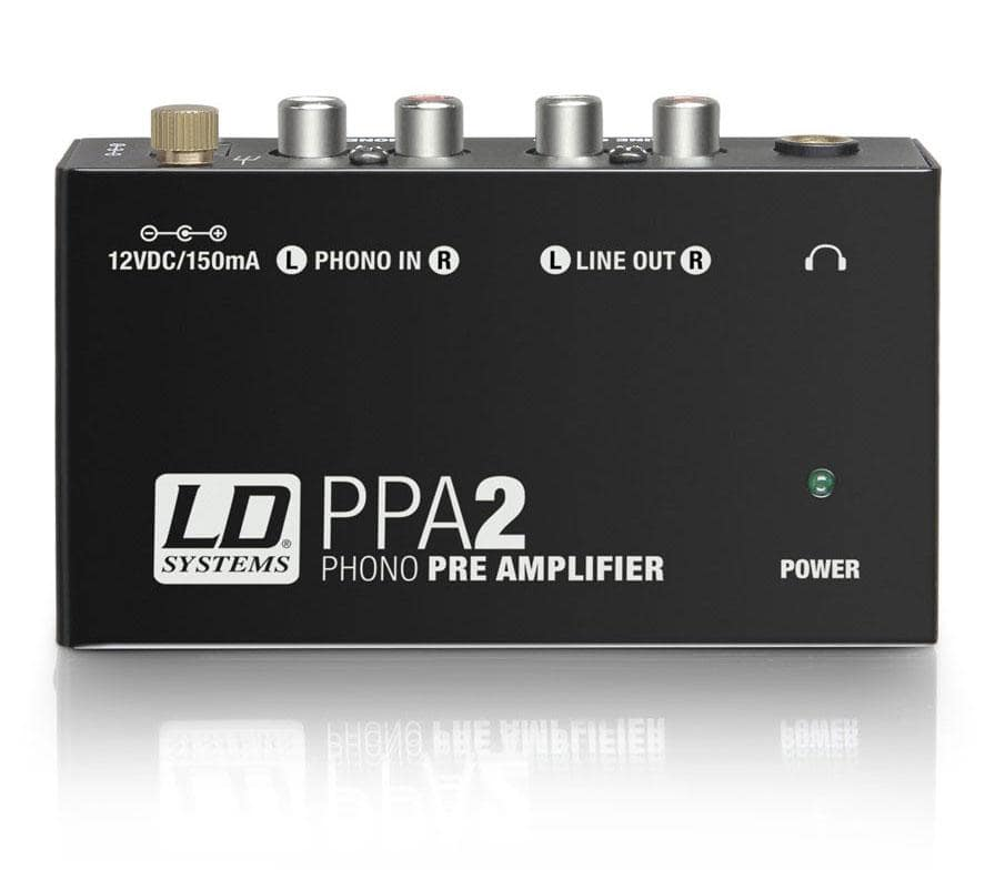 LD Systems PPA 2 Stereo Phono Preamp