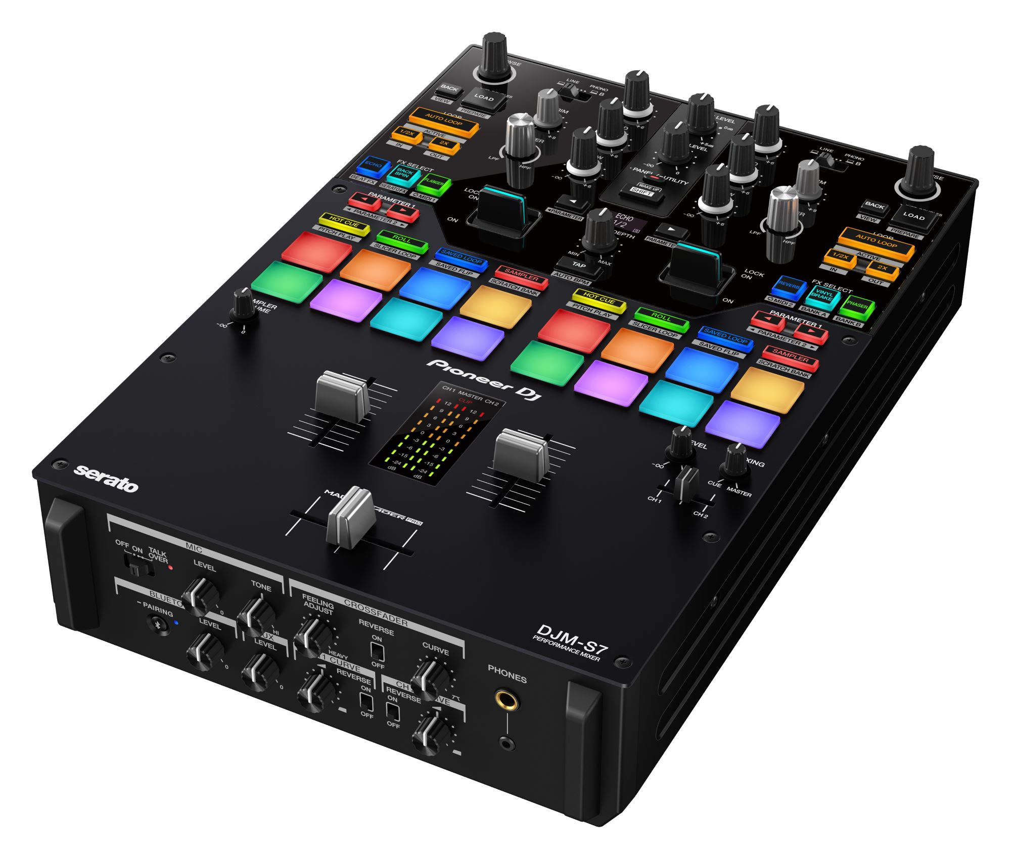 Djmixer - Pioneer DJ DJM S7 - Onlineshop Musikhaus Kirstein