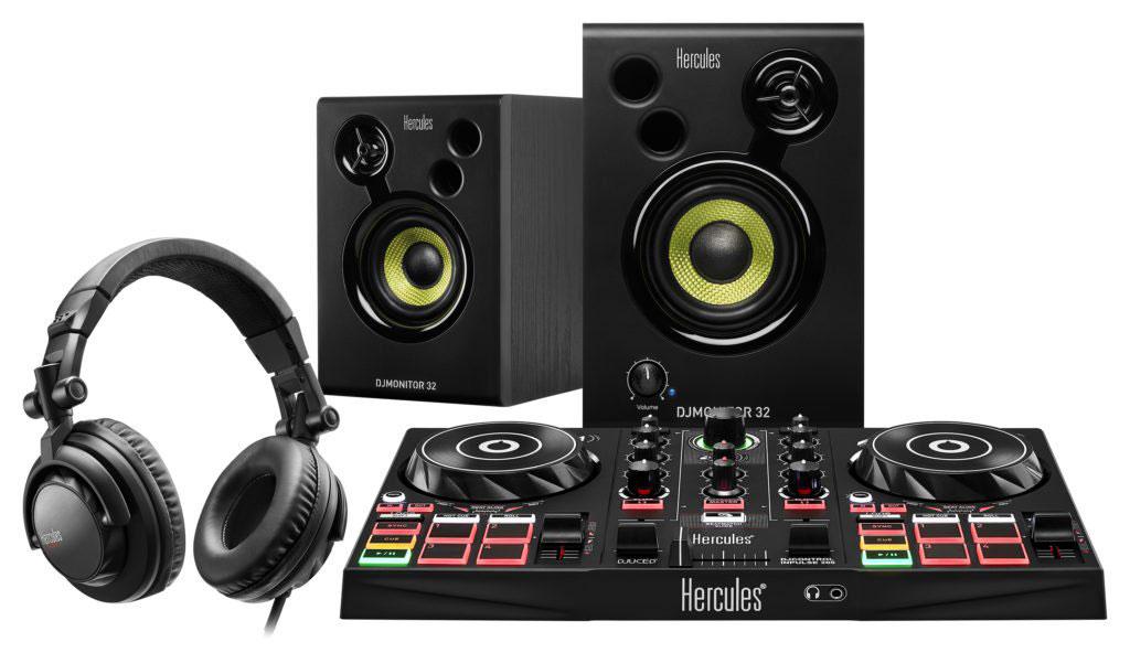 Djkomplettanlagen - Hercules DJ Learning Kit - Onlineshop Musikhaus Kirstein